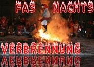 Fasnachtsverbrennung der Münsterhexen